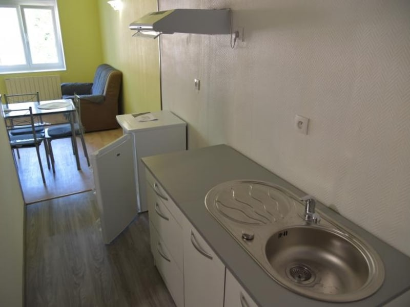 Rental apartment Nantua 375€ CC - Picture 6