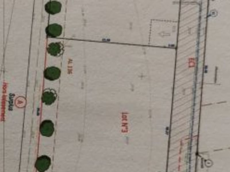 Vente terrain Albigny sur saone 312000€ - Photo 2