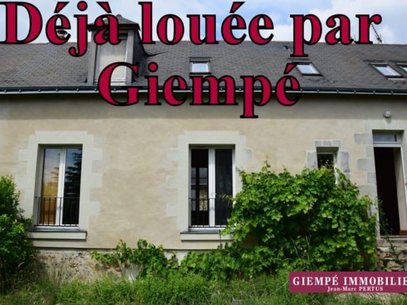 Rental house / villa Chaumont-d'anjou 500€ CC - Picture 1