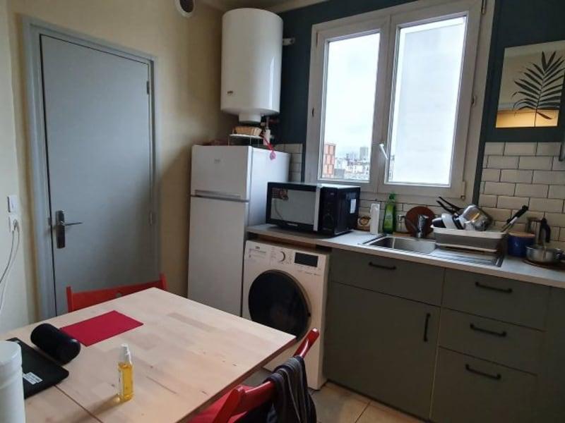 Rental apartment Paris 20ème 885€ CC - Picture 1