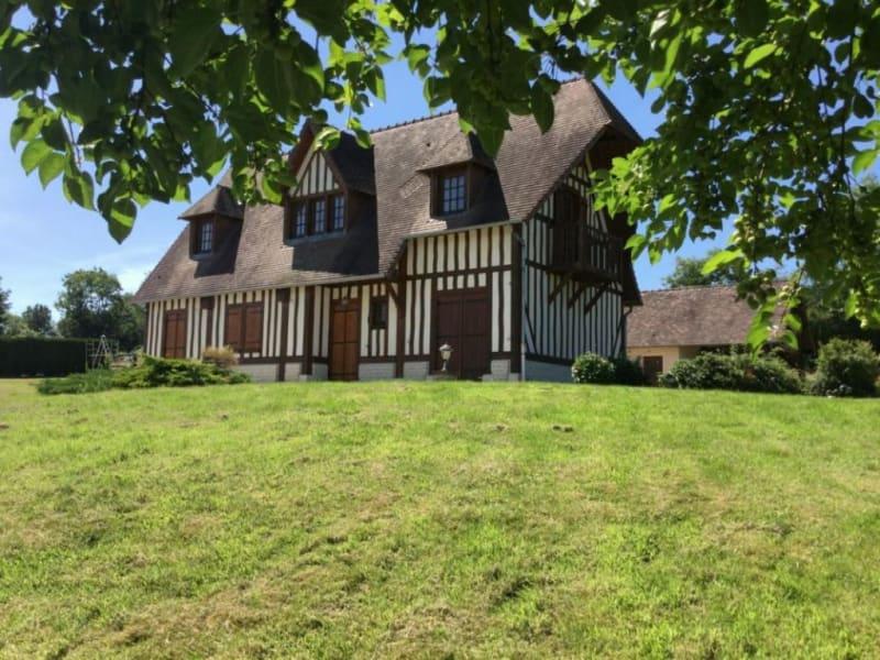 Vente de prestige maison / villa Lisieux 546000€ - Photo 1