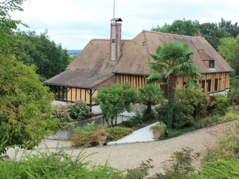 Deluxe sale house / villa Lisieux 450000€ - Picture 1