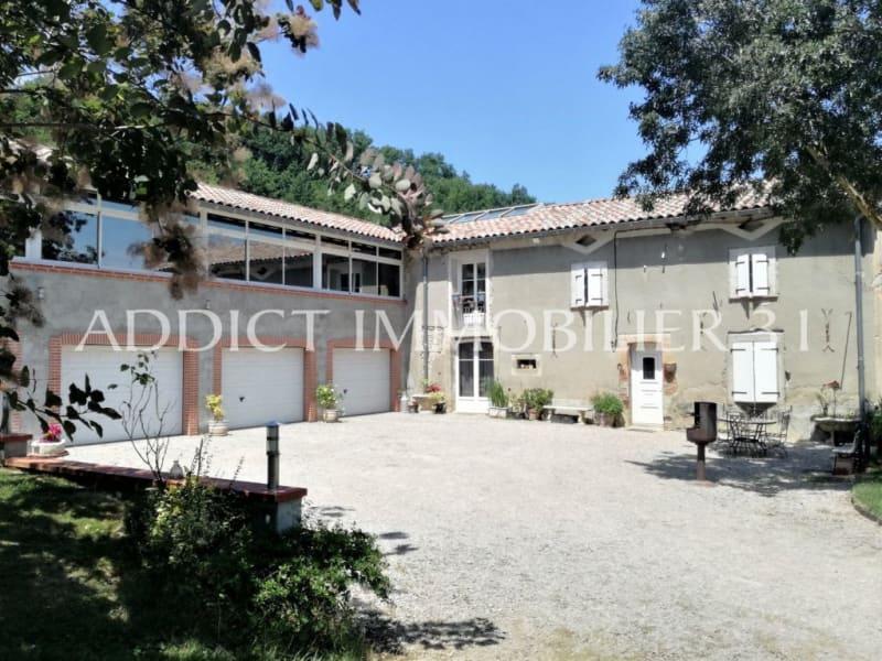 Vente maison / villa Cambon les lavaur 374000€ - Photo 1