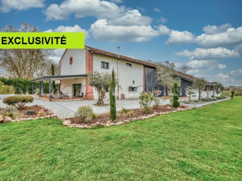 Vente maison / villa Lapeyrouse-fossat 862000€ - Photo 1