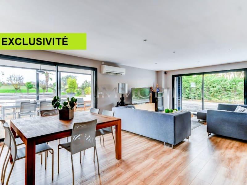 Vente maison / villa Lapeyrouse-fossat 862000€ - Photo 2