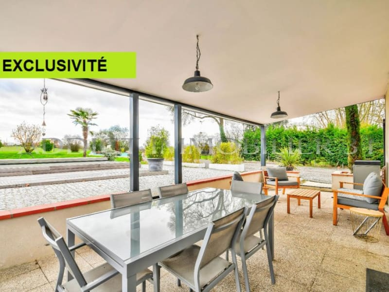 Vente maison / villa Lapeyrouse-fossat 862000€ - Photo 10