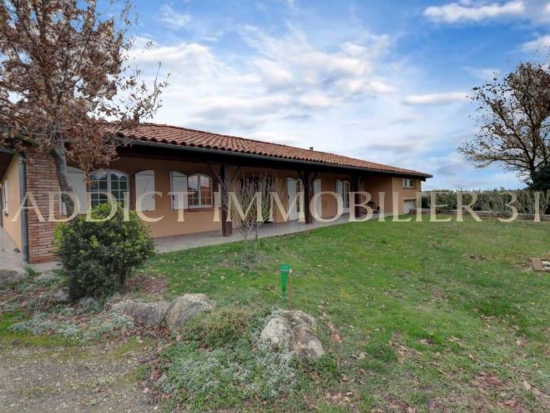 Vente maison / villa Quint fonsegrives 539000€ - Photo 1