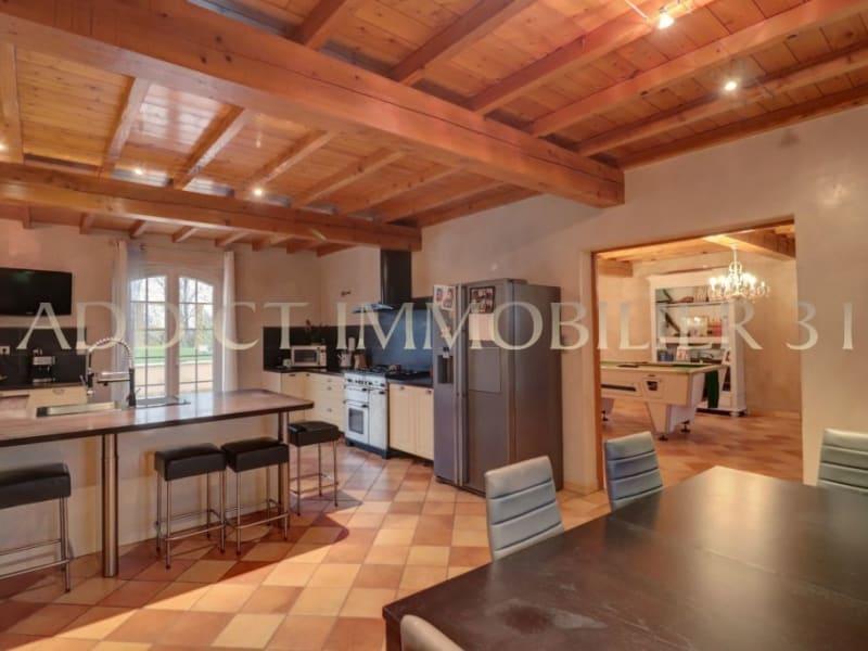 Vente maison / villa Quint fonsegrives 539000€ - Photo 3