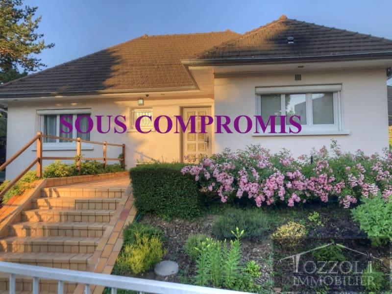 Sale house / villa Bourgoin jallieu 317000€ - Picture 1