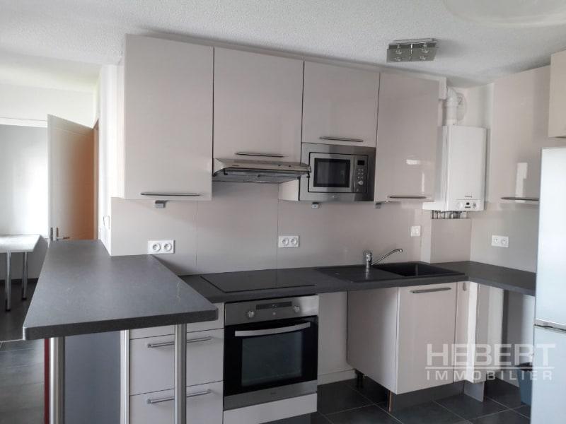 Vendita appartamento Sallanches 158000€ - Fotografia 1