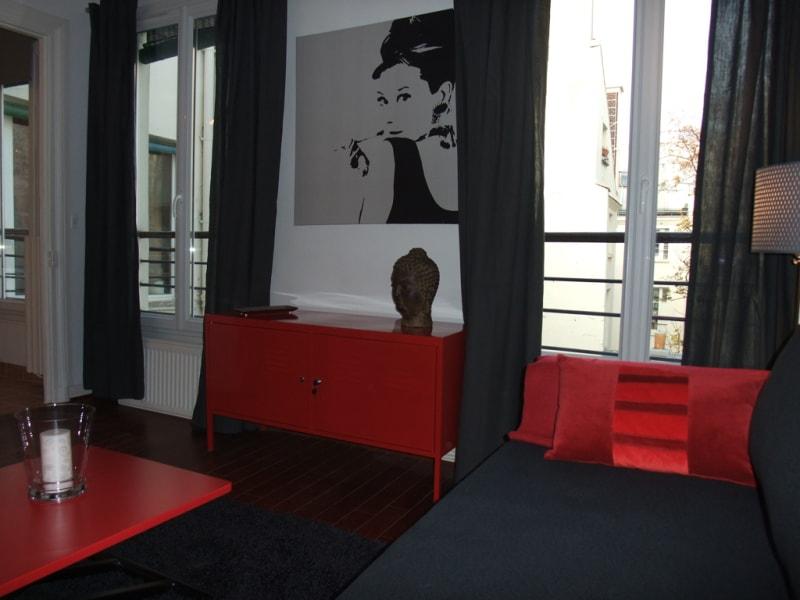 Rental apartment Paris 8ème 1600€ CC - Picture 1