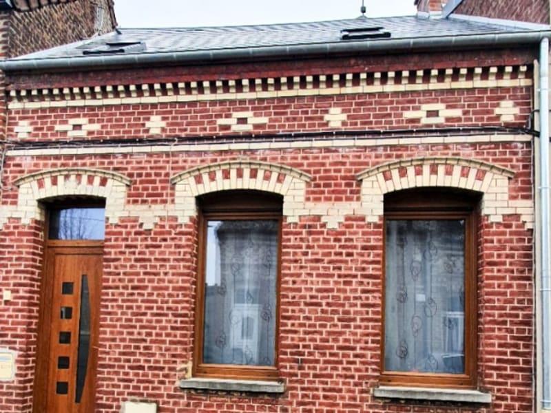 Vente maison / villa Caudry 99000€ - Photo 1