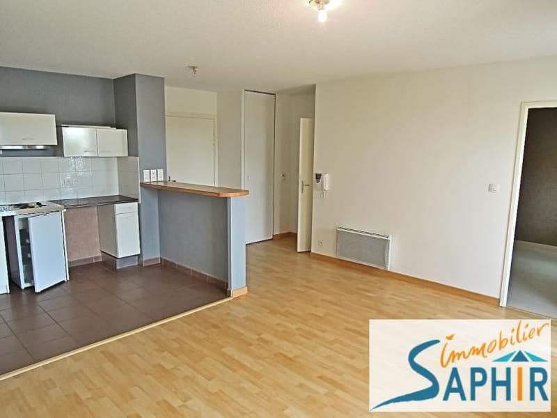 Sale apartment Cornebarrieu 132500€ - Picture 1