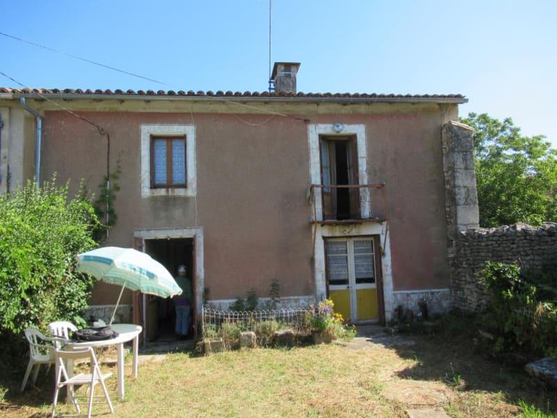 Vente maison / villa St martin de st maixent 55000€ - Photo 1