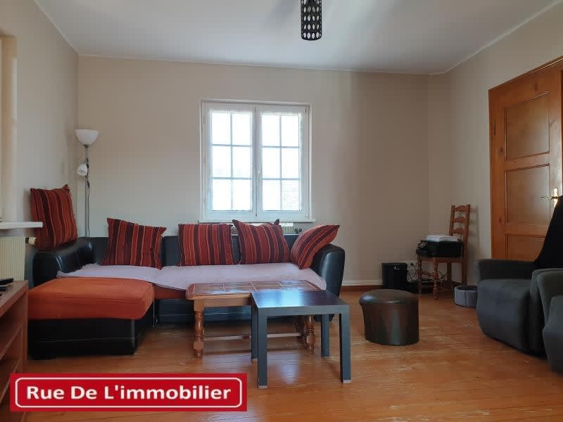 Vente maison / villa Mertzwiller 271500€ - Photo 3