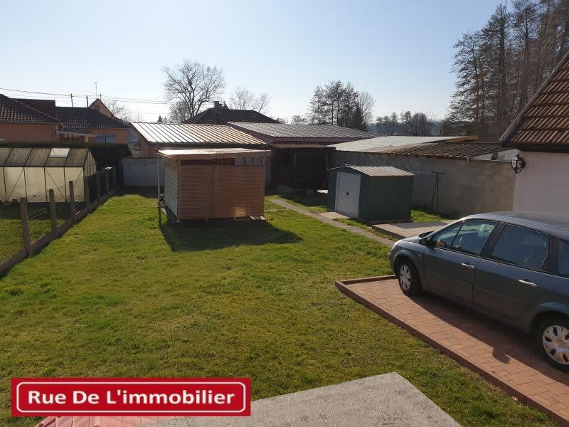 Vente maison / villa Mertzwiller 271500€ - Photo 6