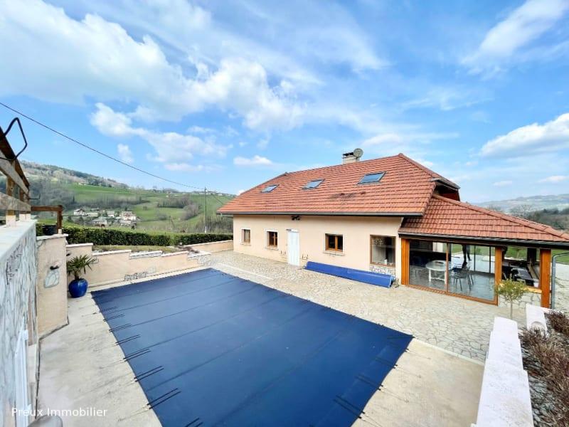 Vente maison / villa Massingy 550000€ - Photo 1