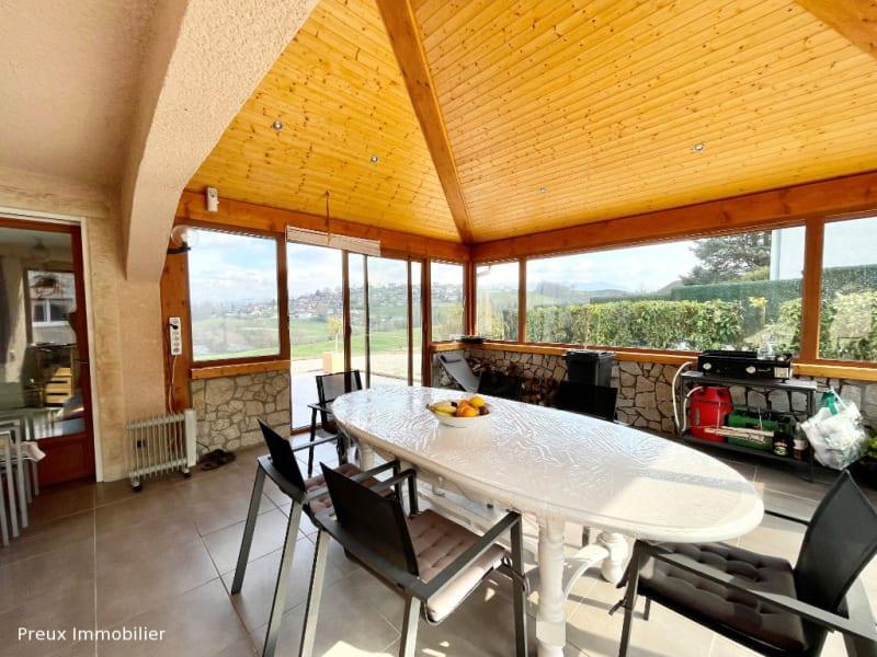 Vente maison / villa Massingy 550000€ - Photo 6