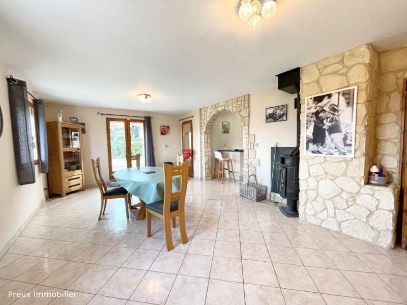 Vente maison / villa Massingy 550000€ - Photo 8
