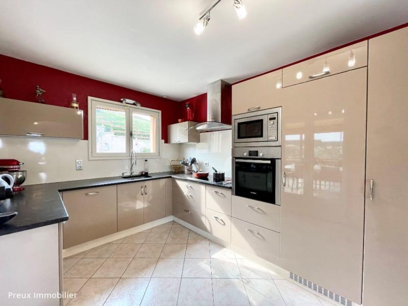 Vente maison / villa Massingy 550000€ - Photo 11