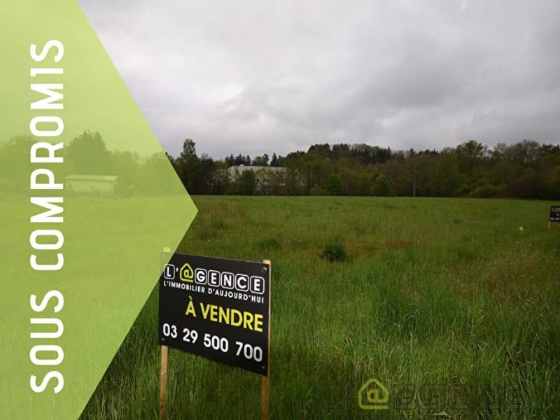 Terrain Saulcy Sur Meurthe 1 725 m2