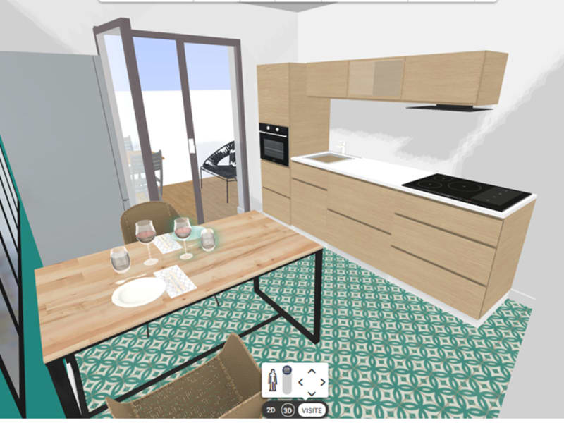 Sale apartment Tournefeuille 215250€ - Picture 5