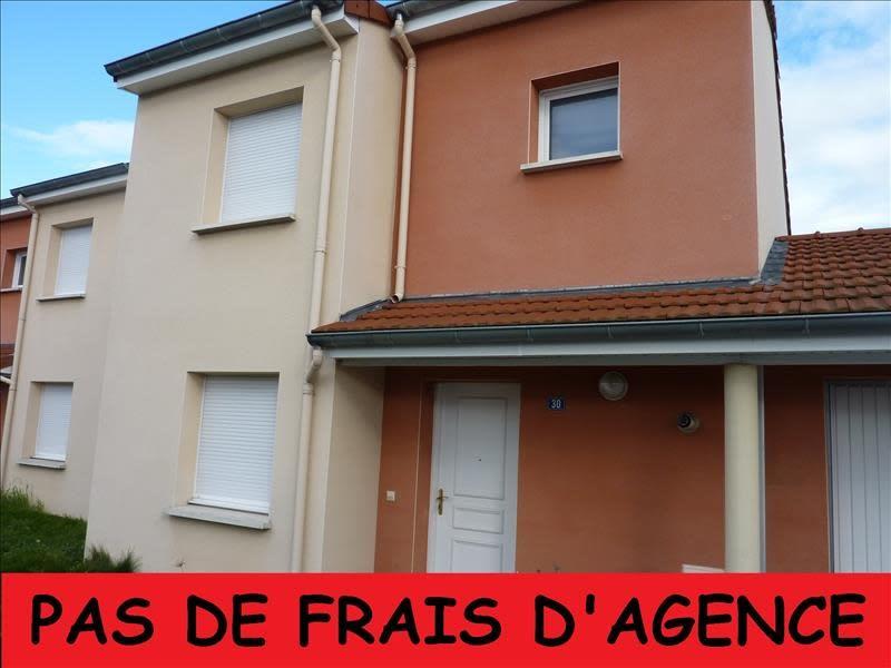 Rental house / villa Riorges 733,91€ CC - Picture 1