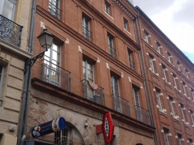 Rental apartment Toulouse 476€ CC - Picture 1