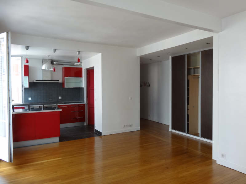 Rental apartment Montmorency 1090€ CC - Picture 1