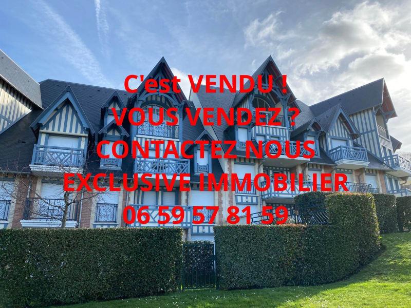 Sale apartment Deauville 624000€ - Picture 1