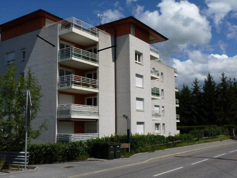 Location appartement La roche sur foron 665€ CC - Photo 1