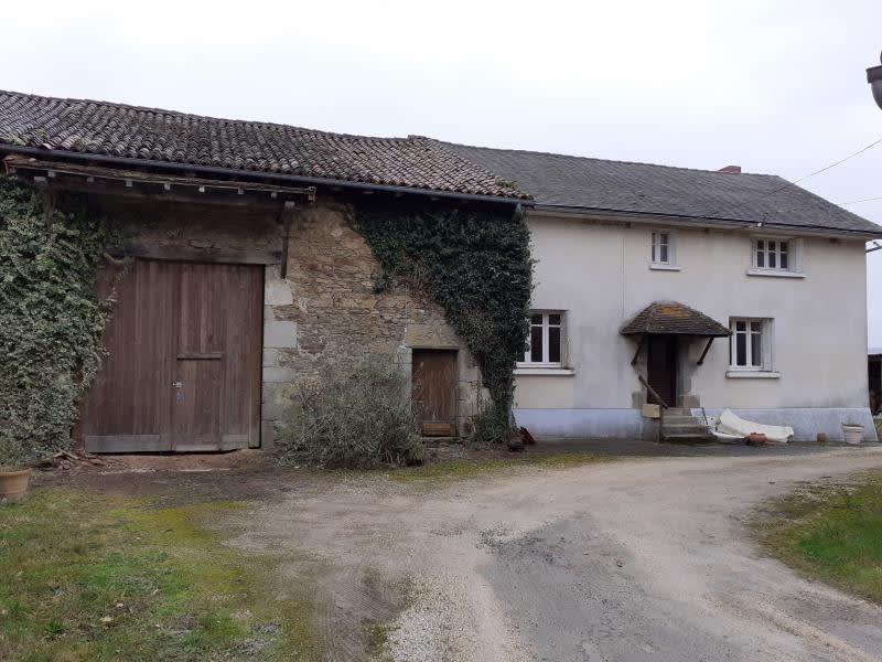 Vente maison / villa Chalus 137600€ - Photo 1