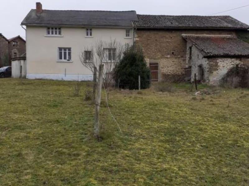 Vente maison / villa Chalus 137600€ - Photo 2