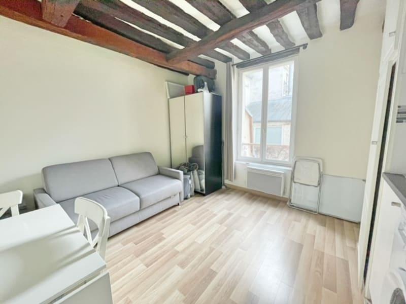 Rental apartment Paris 11ème 850€ CC - Picture 1