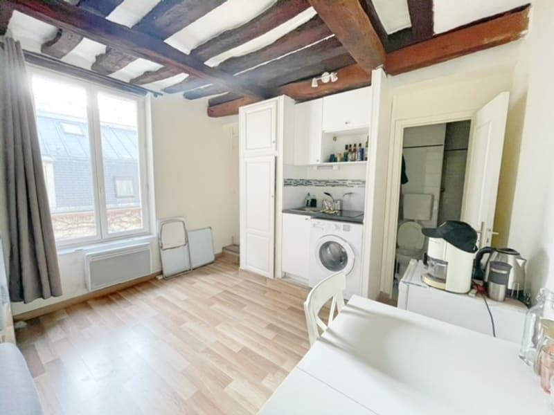 Rental apartment Paris 11ème 850€ CC - Picture 2