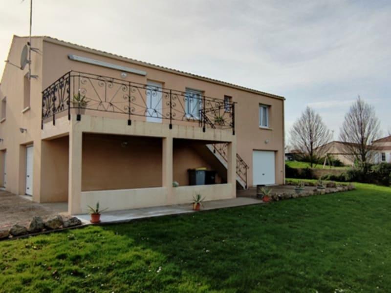 Vente maison / villa L'hermenault 252400€ - Photo 1