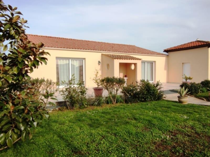 Vente maison / villa L'hermenault 252400€ - Photo 12