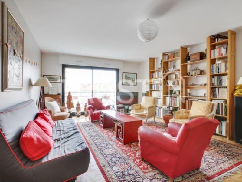 Vente appartement Paris 15ème 890000€ - Photo 1