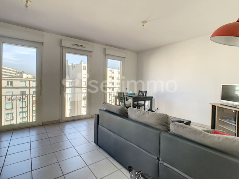 Rental apartment Marseille 5ème 686€ CC - Picture 1