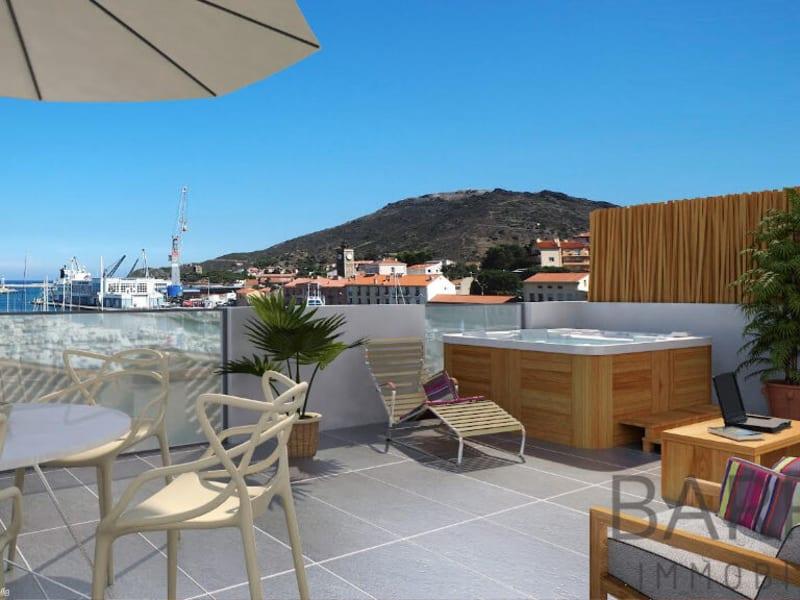 Vente appartement Port vendres 487600€ - Photo 1