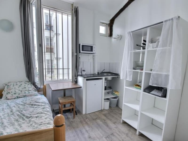 Sale apartment Paris 18ème 105 000€ - Picture 2