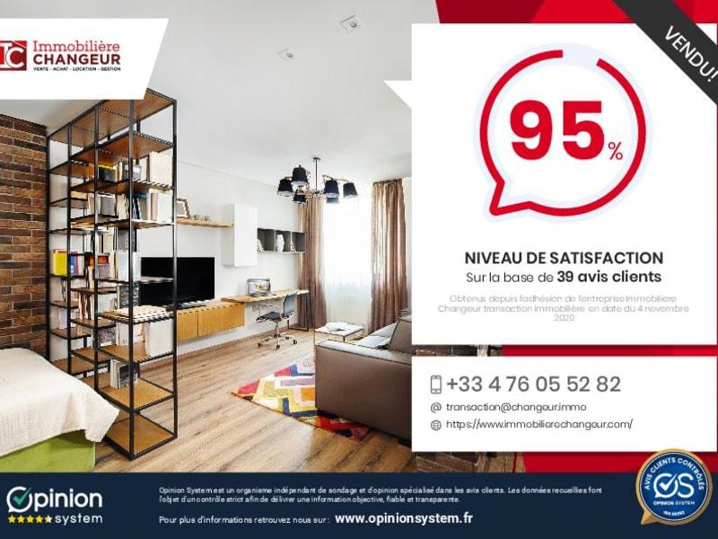 Sale apartment Izeaux 115000€ - Picture 9