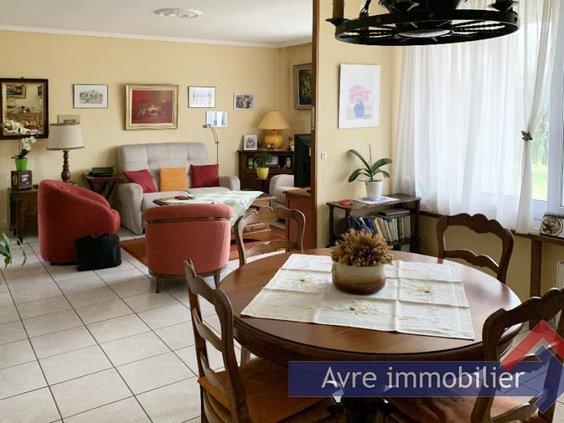 Sale house / villa Verneuil d avre et d iton 159000€ - Picture 1