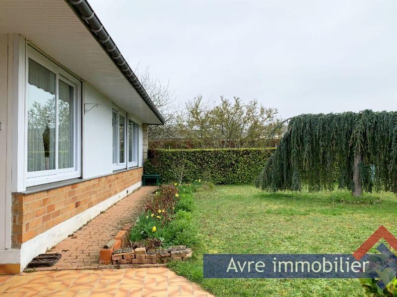 Sale house / villa Verneuil d avre et d iton 159000€ - Picture 10