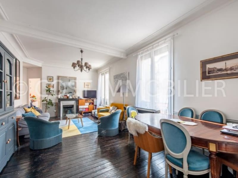 Vente appartement Asnieres sur seine 715000€ - Photo 2