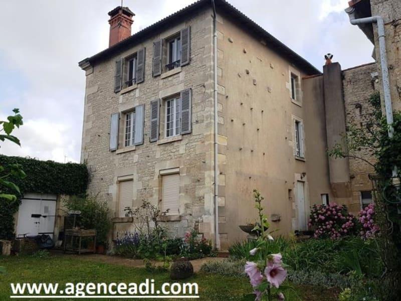 Vente maison / villa St maixent l ecole 197000€ - Photo 1