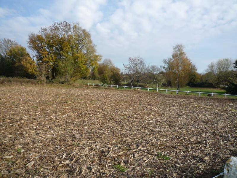 Vente terrain Exireuil 33500€ - Photo 4