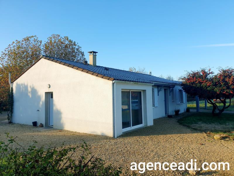 Vente maison / villa Ste eanne 156000€ - Photo 8