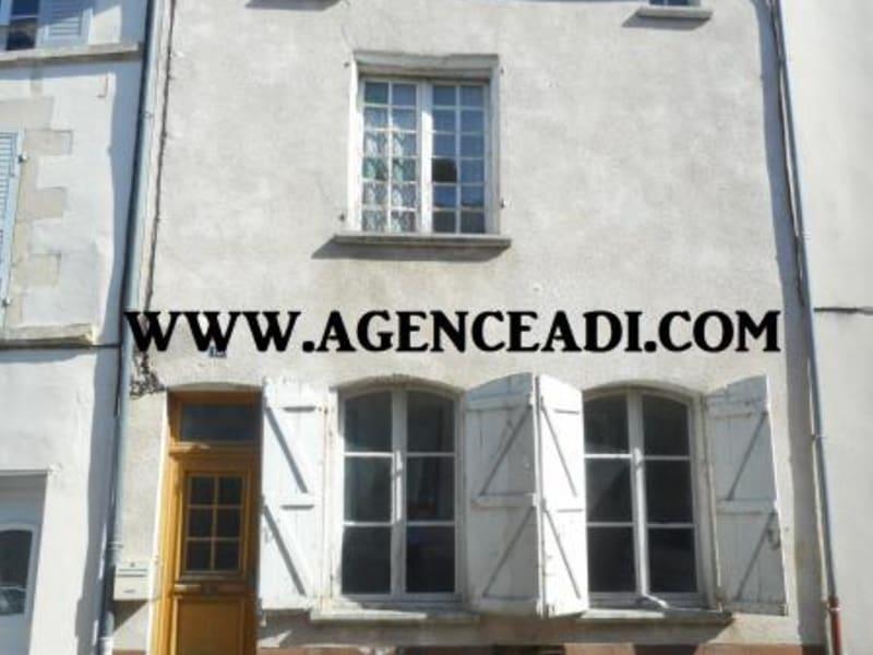 Vente maison / villa St maixent l ecole 38500€ - Photo 1