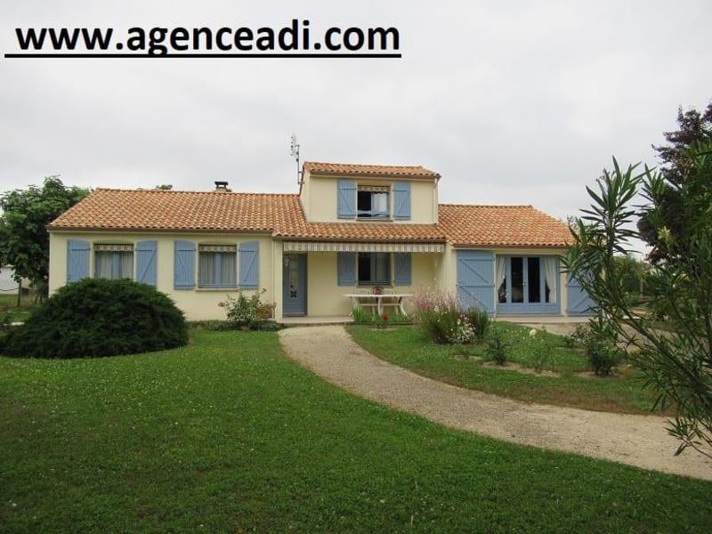 Vente maison / villa St martin de st maixent 239000€ - Photo 1
